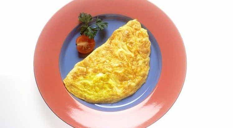 Omelet met Zuurkool